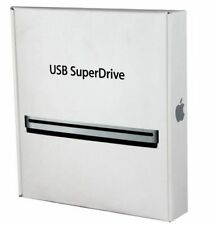 Genuine Apple Slot External USB Super Drive - Silver (MD564ZM/A)
