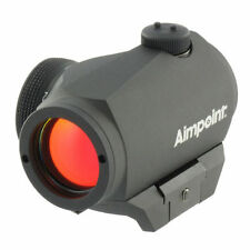 Aimpoint Micro H 1 4 MOA w Standard Mount 11910
