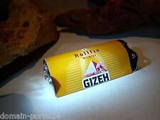 GIZEH Rollfix Wickler Zigarettenroller Drehmaschine plus 2 Fzg. zum Sparpreis