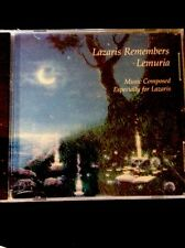 Lazarus Remembers Lemuria, Channeled Music, Healing, Meditation, CD