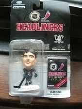 TEEMU SELANNE NHL 1997 CORINTHIAN HEADLINERS HOCKEY (MIGHTY DUCKS OF ANAHEIM)