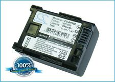 7.4V battery for Canon BP-808, VIXIA HF G10, VIXIA HF M400, VIXIA HF M40, 2740B0