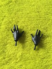 ��Ever After High Black Pair Of Doll Hands Brand New For Parts/Ooak!❤️