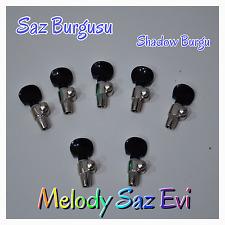 Compiacuto Baglama // Burgu // Shadow // vertebre Melody compiacuto Evi
