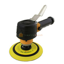 "6"" Pneumatic Dual Action Disc Sander Air Tool Auto Shop Body Repair Car Truck HD"