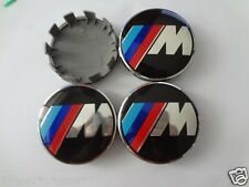 336- ALLOY WHEEL RIM CENTRE HUB CAP CAPS ///M BMW SPORT 3 5 SERIES M3 M5 M6 68mm