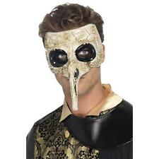 MEN's VENEZIANO Doctor MASK MASQUERADE HALLOWEEN FANCY DRESS 01 - 45224