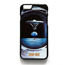 Hard Plastic Phone Back Case Cover For iPhone 4/4s 5s/SE 5c 6/6s Plus Star Trek