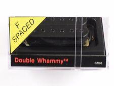 DiMarzio F-spaced Double Whammy Bridge Humbucker Black DP 150