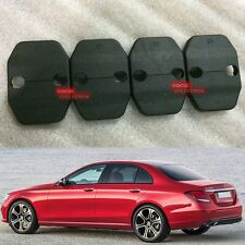MERCEDES BENZ 2016~2017 W213 E-class sedan door lock striker cover 4pcs  ◎