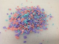 Cotton Candy Sugar Crunch bakery topping sprinkles 8 ounce