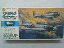 Hasegawa A-5 Mitsubishi A6M3 Zero Fighter 1:72 Neu , Karton mit Lagerungsspuren