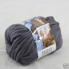 Sale New 1 Skein x 50g Soft Pure Cotton Chunky Super Bulky Hand Knitting Yarn 32