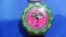 Vintage Swatch Scuba Diving Watch