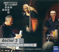 danilo rea fabrizio sferra enzo pietropaoli doctor 3 live exclusive on BEATLES