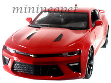 MAISTO 31689 2016 16 CHEVROLET CAMARO SS 1/18 DIECAST MODEL CAR RED