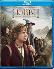 The Hobbit: An Unexpected Journey - Blu-ray, 2013 BRAND NEW SEALED FREE SHIPPING