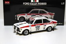 1:18 Sun Star Ford Escort RS1800 *RAC Rally 1976* #22 NEW bei PREMIUM-MODELCARS