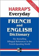 Harrap's Dictionaries Ser.: French and English Dictionary by Harrap and...