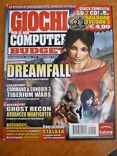 RIVISTA GIOCHI PER IL MIO COMPUTER BUDGET N. 117 Giugno 2006