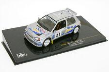 1:43 RENAULT CLIO MAXI-BUGALSKI-Rally Tour de Corse 1995-RAC 156