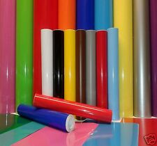 STICKY BACK PLASTIC SELF ADHESIVE SIGN VINYL 5M ROLL or A4 Sht  GLOSS MATT