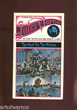 THE HUNT FOR THE METEOR     (Fitzroy Edition) Jules Verne US SB Ace