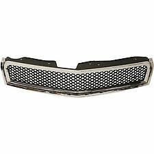 2009-2012 CHEVY TRAVERSE Upper Grille Front Bumper NEW