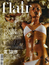 FLAIR 7 july 2004 PJ HARVEY Valeria Bruni Tedeschi Chiara Mastroianni Thompson