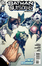 BATMAN & THE OUTSIDERS (2007) SPECIAL #1 (DC COMICS) A NEW BEGINNING