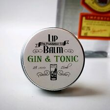 Gin & Tonic Lip Balm, Lip Repair by Prohibtion Co. Mother's Day / Teacher Gift