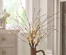Brand new haute qualité ensemble de led jewel branch lights home lighting shabby chic