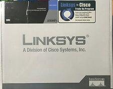 Cisco-Linksys SRW208 8-port 10/100 Ethernet Switch - WebView