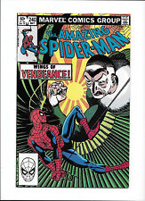 "AMAZING SPIDER-MAN #240  [1983 NM-]  ""WINGS OF VENGEANCE!"""