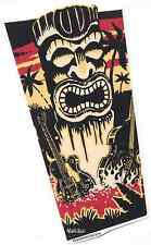 Tiki Blast Sticker Decal Vince Ray VR79