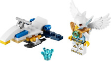 NEW LEGO LEGEND'S OF CHIMA SET #30250 EWAR'S ACRO FIGHTER