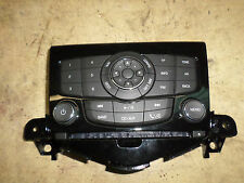 95144196 Bedienelement Bedienteil Radio CD Navi Chevrolet Cruze 1.7 TD