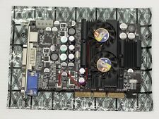 GeForce 6600 GT 128MB AGP 2x/4x/8x, DUAL FAN - WORKING 100%