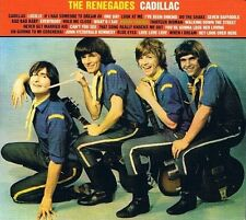"The Renegades:  ""Cadillac"" + Bonustracks  (Digipak CD Reissue)"
