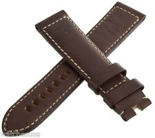 Genuine Arnold & Son Brown Leather Strap Band 22x20mm