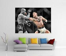 CONOR MCGREGOR V ALVAREZ UFC 205 GIANT WALL PHOTO PIC PRINT POSTER