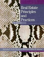 Real Estate Principles and Practices by Ross H. Johnson, Thomas P. Henderson...