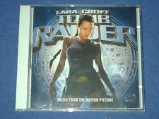 Lara Croft: Tomb Raider - Original Soundtrack CD incl. U2, Nine Inch Nails, Moby
