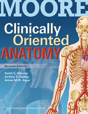 Clinically Oriented Anatomy (7th Ed.)  by Moore