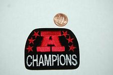 """AFC Champions 2 3/4"""" Logo Patch Football"""