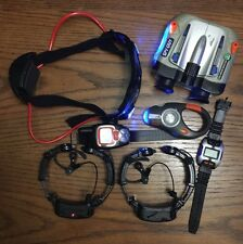 Spy Gear Lot Stealth Com Walkie Talkies, Night Goggles, 2 Watches, & Spy Guy