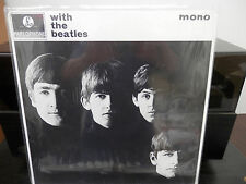 Beatles-With the Beatles  Super Rare Mono Early 80's UK Import In Shrink Wrap