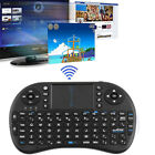 2.4G RF Mini Wireless Keyboard Mouse Touchpad Handheld Android TV BOX PC HTPC YY