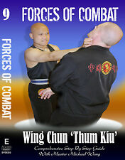 Forces Of Combat 9 - Wing Chun Martial Arts Training DVD
