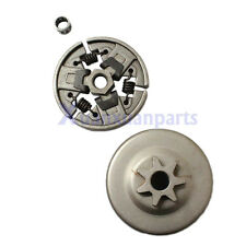 New Clutch +Clutch Drum Chain Sprock for Stihl MS290 MS390 029 039 Chainsaw Part